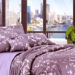 Сатин люкс ТМ TAG Комплект постельного белья с компаньоном S 151
