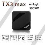 Tanix-TX3-Max-Inteligente-Caixa-de-TV-Android-7-1-Set-top-Box-HDMI-2-0